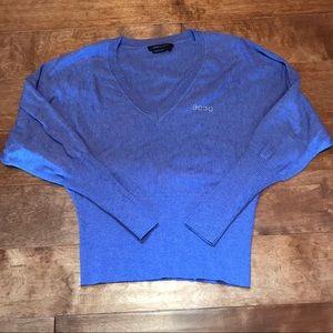 Purple BCBG sweater